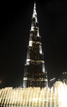 Burj Khalifa, Dubai   Keep The Glamour ♡ ✤ LadyLuxury ✤