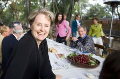 """I am Alice Waters! Take the quiz and find out which chef you are! Your cooking can be best described as """"fusion."""" You find it hard to cook any dish without fresh, local ingredients. Once you've got that, you are ready to create dishes that are influenced by cuisine all over the world."""
