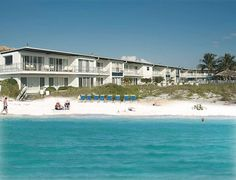 Blue Water Beach Club - Anna Maria Island - Florida | Gulf view. One of my all time favorite places on AMI