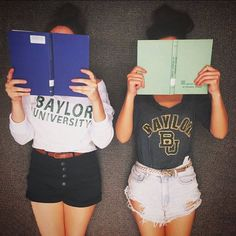 Going back to school never looked so good. #BaylorProud #SicEm