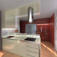 Blanka Karhan designer realizace-designové kuchyně