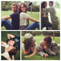Military && Civilian engagement photos