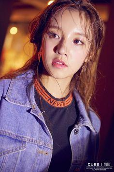 (G)I-DLE dévoile de nombreuses photos pour ses débuts Kpop Girl Groups, Korean Girl Groups, Kpop Girls, Extended Play, Soyeon, Soo Jin, Fandoms, Cube Entertainment, Girl Bands