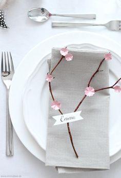 Kirschblüten Deko EmmaBee Mehr