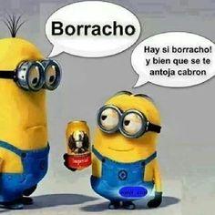 Minions Borrachos!
