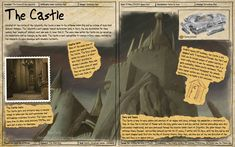 Labyrinth Guide - The Castle by Chaotica-I on deviantART