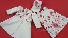 Compleu botez fetita -Red Flowers - CLICK AICI PENTRU DETALII Party Dress, Cold Shoulder Dress, Costume, Floral, Clothes, Dresses, Fashion, Outfits, Vestidos