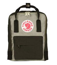 Fjallraven Kanken Mini Backpack Bag Mud and Putty 66.87