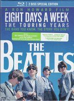 The Beatles - Eight Days a Week - The Touring Years 2xBD blu-ray - 500 р.  В наличии Не оригинал. Состояние отличное. Жанр: Documentary Переведен субтитрами. Продолжительность: 01:45:522:39:44 Год выпуска: 2016 BD-1 Продолжительность: 01:45:52 Треклист: Don't be nervous John She loves you Where are we going fellas? Twist and shout Number 1 in America All my loving The guy who got us famous I saw her standing there We wrote on the road Can't buy me love You can do that The fantasy version of…