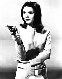 Mrs Peel - Diana Rigg
