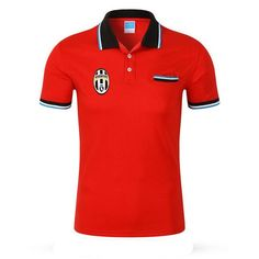 Juventus Polo Shirt Men Short sleeve Cotton Casual Breathable Shirt Mens Turn-down collar Polos shirts homme Men Brand clothing