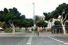Parque Santa Catalina, a Las Palmas de Gran Canaria Park That's More a Square