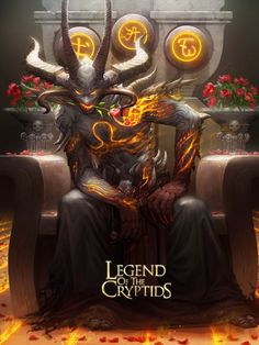 Legend Of The Cryptids, Applibot Inc. by Watersullivan