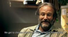 """""""We get to choose who we let into our weird little worlds."""" -Good Will Hunting"""