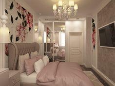 Дизайн спальни в Симферополе. Спальня