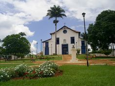 Igreja da Matriz em Paracatu - MG