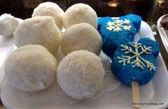 Frozen Krispy Treats at Disney's Hollywood Studios  tami@goseemickey.com
