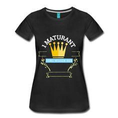 maturaVRLAGE | 17Shirts Lustige und bunte Kleidung Shops, Mens Tops, T Shirt, Fashion, Graduation Party Favors, High School Graduation, Wine, Kleding, Supreme T Shirt