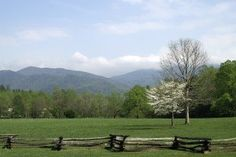 The most beautiful place on earth: Cades Cove in the Great Smoky Mountains