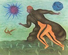 History of Art: Arik Brauer All Art, History, Painting, Historia, Painting Art, Paintings, Painted Canvas, Drawings