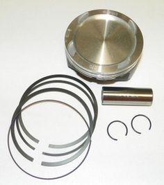 300 TRX Piston Ring Set 51-229-04 .25mm OVER SIZE ONLY WSM Honda 250