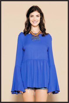 Vestido Azul Serenity Para Madrinha R$ 300,00