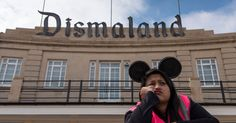 Banksy's 'Dismaland' in England: It's a Strange World, After All