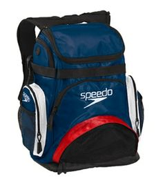 7a560a4a00 Speedo Large Pro Backpack  swimoutlet Swimming Gear