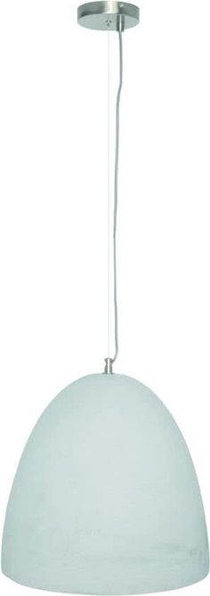 LT-Luce Hanglamp Grigio Beton 38cm Ø €149 Alternatief boven eettafel?