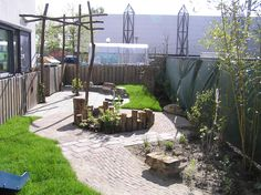 kleine tuin kinderdagverblijf - Google zoeken