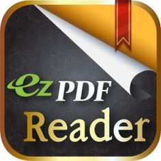 ezPDF Reader ... My favorite Android app for reading pdf's on my phone...I am seriously in love with it. It's worth paying $2 for it.