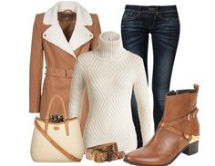 Danielle - Casual Outfit - stylefruits.nl