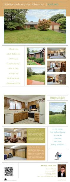 FREE FOR SALE BY OWNER WEBSITE TO POST YOUR HOME FOR SALE Free - home for sale brochure