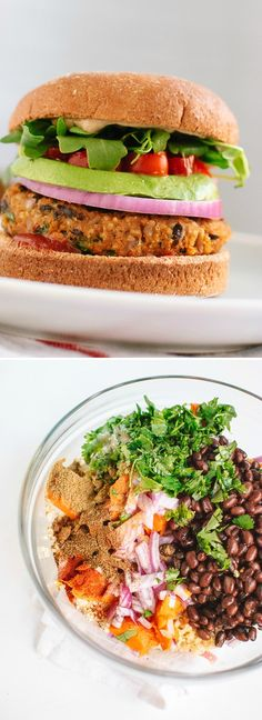 Readers' favorite veggie burgers!