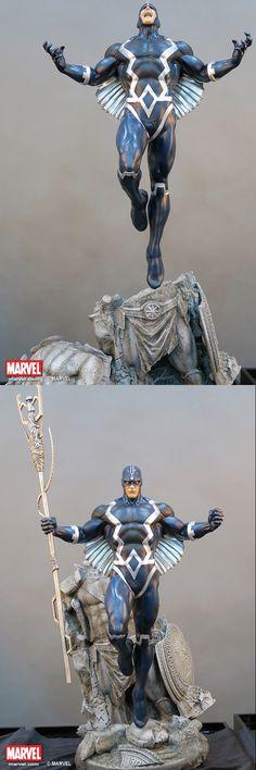 Black Bolt from XM Studios. #Marvel