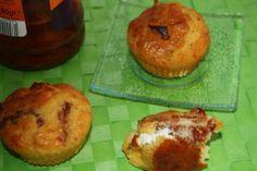 Muffins tomates séchées et féta