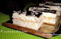 Hasznos cikkek és receptek: Kókuszos krémes Izu, Cheesecake, Food, Meal, Cheesecakes, Essen, Hoods, Meals, Eten