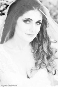 ultimate beauty by Angelica Vaihel #beauty #wedding #bw #portrait