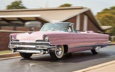 1955 Cadillac Eldorado 1955 Packard Caribbean 1956 Lincoln ...
