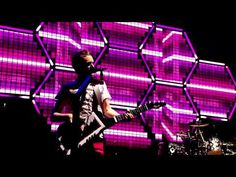 ▶ MUSE - Glastonbury Festival(2010) - Playlist:  Uprising . Supermassive Black Hole . New Born .  School riff(from Nirvana): Thanks Dude! . Map of the Problematique . Guiding Light . Citizen Erased . Nishe  . United States of Eurasia . Feeling Good . Undisclosed Desires . Resistance . Hysteria . House of the Rising Sun . Time is Running Out . Starlight .   Stockholm Syndrome - Encore: Where the Streets Have No Name . Plug In Baby . Man With A Harmonica . Knights of Cydonia
