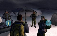 Antartica | The Thing | Around the World in 80 Games | Video Gaming World Tour