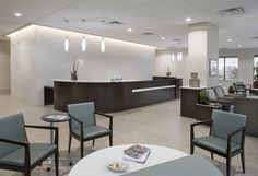 Chiropractic Lobby Design Georgia