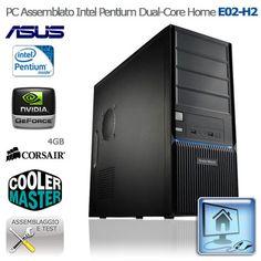 """PC Assemblato Intel Pentium Dual-Core Home """"E02-H2""""    http://www.e-key.it/prod-pc-assemblato-intel-pentium-dual-core-home-e02-h2-37396.htm"""