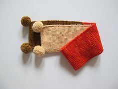 Colorblock Scarf | Misha and Puff Misha And Puff, Baby Love, Color Combinations, Color Blocking, Coin Purse, Fat, Babies, Wool, Knitting