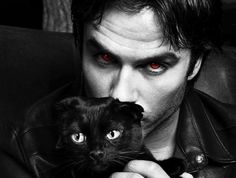 Want Ian Somerhalder to turn you into a vampire? Here's your chance to win and support a great cause!