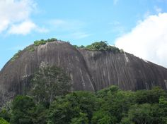 Voltzberg, Suriname