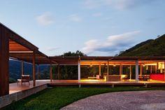 Sao Francisco Xavier House, Brazil by Nitsche Arquitetos Associados http://www.nitsche.com.br/