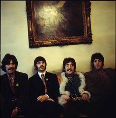 The Beatles by Linda McCartney