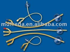 Disposable Super Lubricating Foley Catheter $0.28~$0.85