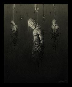The Skulls of Maciej Kamuda - Obsessed With Skulls
